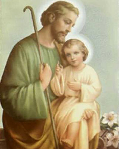 St. Joseph of Mary an Father of Carmel