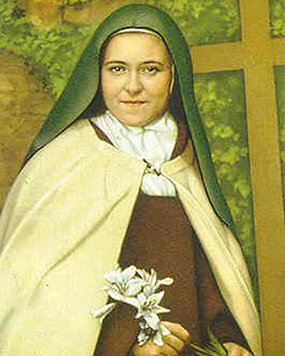 St. Teresa of the Child Jesus, Virgin and Doctor of the Church