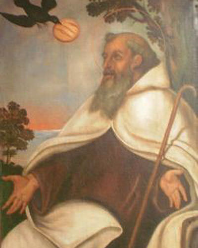 St. Elijah, Prophet and Father of Carmel