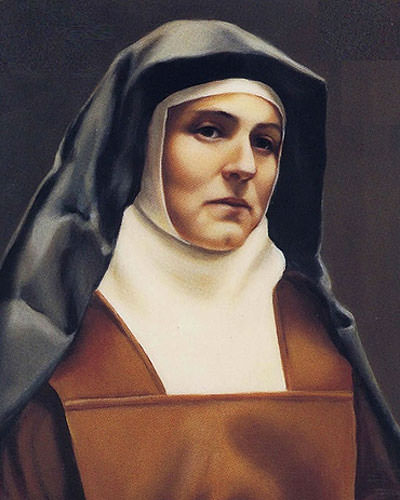 St. Teresa Benedicta of the Cross (Edith Stein), Virgin and Martyr