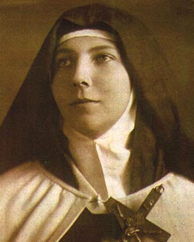 St. Teresa of Jesus (of the Andes), Virgin