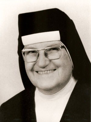 Mother M. Katharina of the Immaculate Heart of Mary (Rölke)