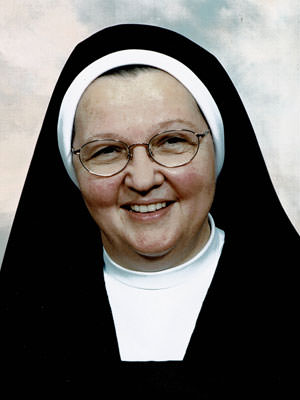 Mother M. Angelina of the Holy Spirit (Finnel)