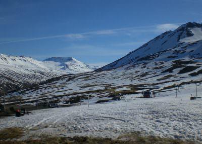 Akureyri-Berge
