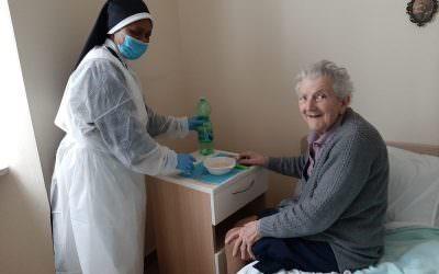 Fighting the Coronavirus (Italy)