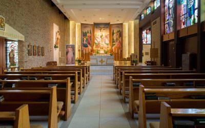 Herziene voorwaarden voor de H. Mis in onze kapel