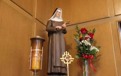 July 2 – Foundation Feast of the Carmelite Sisters of the Divine Heart of Jesus