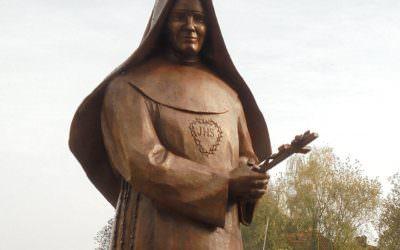 Feestdag Moeder Maria-Teresa van de H. Jozef . . . vrijdag 30 oktober