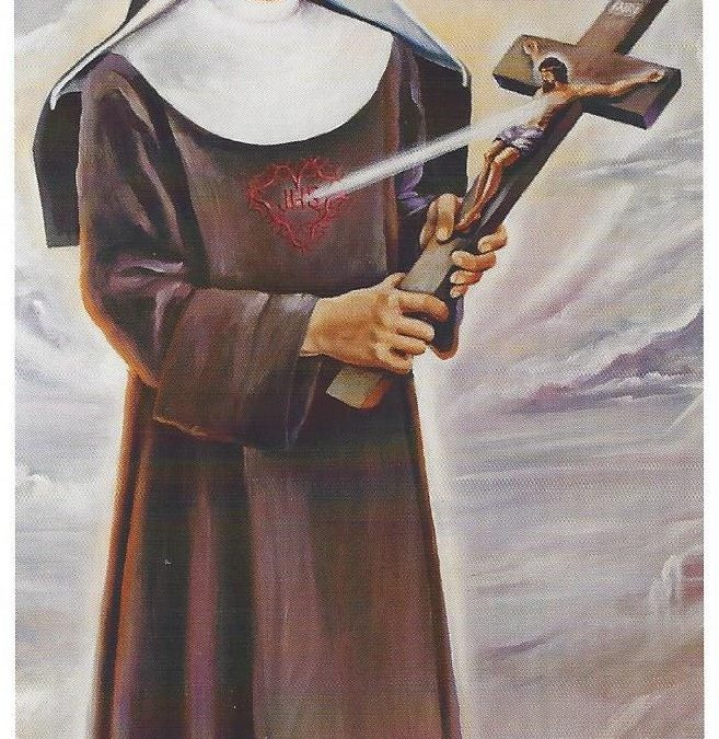 Feast of Blessed Maria Teresa of St. Joseph  October 30